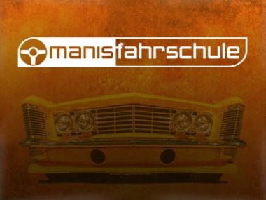 Manis Fahrschule – Corporate Identity