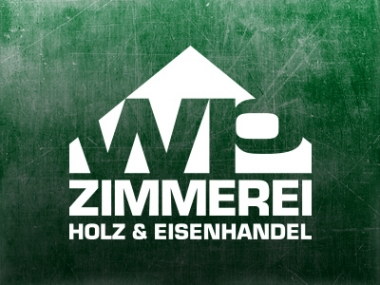 WP Zimmerei – Corporate Identity
