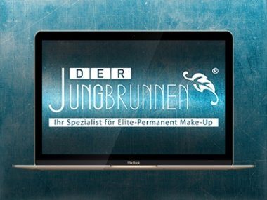 Der Jungbrunnen – Webdesign