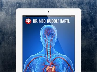 Dr Hartl – Webdesign