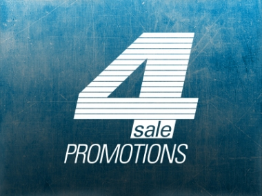 4 Sale Promotions – Corporate Identity