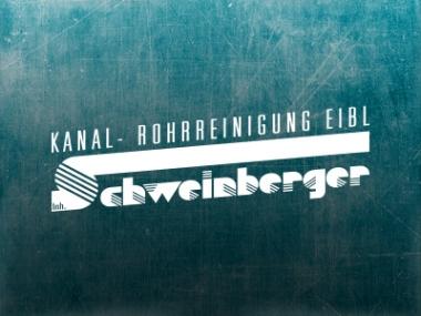 Rohrreinigung Schweinberger – Corporate Identity