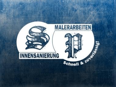 SP Malerarbeiten – Logodesign