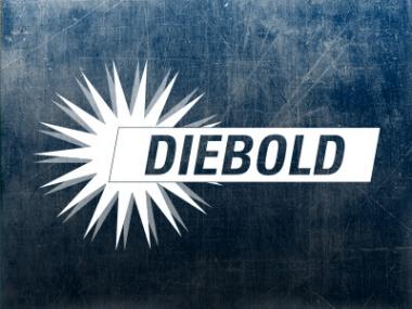 Diebold-Systeme – Logodesign