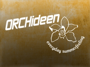 ORCHideen – Logodesign
