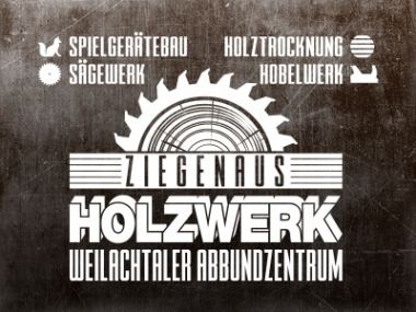 Holzwerk Ziegenaus – Logodesign