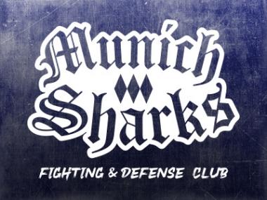 Munich Sharks – Logodesign