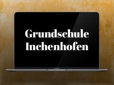Grundschule Inchenhofen – Webdesign